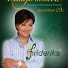 Újabb nagyszabású koncerttel áll elő Friderika