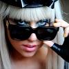 Lady Gaga ismét erotikus ruhában pózol