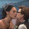 Gal Gadot és Kate McKinnon forró csókot váltott a kamerák előtt