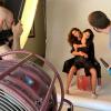 Garázsból stúdió: így készült egy fotózásra Cindy Crawford és Kaia Gerber