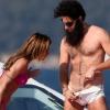 George Clooney exe és a diktátor Cannes-ban rendezett jelenetet