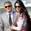 George Clooney feleségül vette szerelmét!