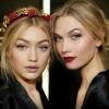 Gigi Hadid és Karlie Kloss lenyűgözően fest a Versace új kampányában
