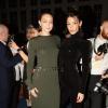 Gigi Hadid sötétzöldben, Bella hamis piercingekkel jelent meg a CFDA/Vogue Fashion Fund díjátadón