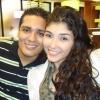 Ginelle Saldaña hamarosan férjhez megy