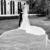 Hailey Baldwin gyönyörű csipkeruhában ment férjhez