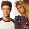 Hailey Baldwinnal randizik Cameron Dallas?