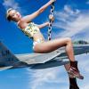 Halálközeli élménye volt Miley Cyrusnak! Mostanában biztosan nem száll repülőre!
