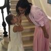 Harper Beckham is édesanyja nyomdokaiba lép?