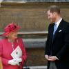 Harry herceg megfontolja, hogy maradjon nagyanyja, a királynő, 95. születésnapjára