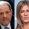 Harvey Weinstein hátborzongató üzenetet küldött 2017-ben Jennifer Anistonról