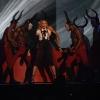 Hatalmasat zakózott Madonna a Brit Awards színpadán