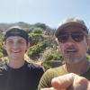 Hegyet mászott Tom Holland és Robert Downey Jr.