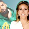 Heidi Klum kikosarazta a nála SMS-ben próbálkozó Drake-et