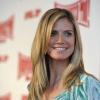 Heidi Klum meztelenül reklámozza show-ját
