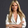 Heidi Klumnak meztelenkedéssel telik egy átlagos munkanapja
