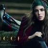 Hercegnő reklámozza a Guccit