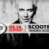 Hétvégén a Budapest Parkban koncertezik a Scooter