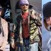 Hírességek stílusevolúciója — Johnny Depp