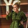 Hoppá! Adele köszönőbeszédében vallotta be, hogy férjhez ment