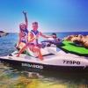 Horvátországban nyaralt Csobot Adél és Istenes Bence