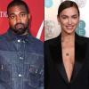Így alakult ki szerelem Kanye West és Irina Shayk között