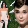 Így bizonyítja Kendall Jenner, hogy hasonlít Audrey Hepburnre