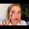 Így készíti Ashley Benson a füstös szemeket