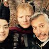 Így nézett ki a Trónok harcában Ed Sheeran