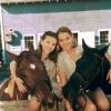 Így nézett ki Scarlett Johansson és Kate Bosworth a Suttogó forgatásán