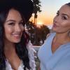 Így örült a közös gyermekáldásnak Nikki és Brie Bella