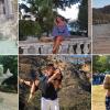 Így töltik a nyarat a hazai sztárok – fotók