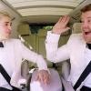 Így ünnepelt a Grammy-díjátadó után Justin Bieber és James Corden – videó