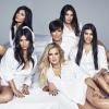 Nem hétköznapi dekorációval várják a karácsonyt Kardashianék