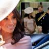 Illetlennek tartották Meghan Markle ruháját a királynő születésnapján