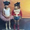 Ilyen aranyosak voltak gyerekként a Kardashian-lányok - fotók