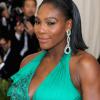 Ilyen hatalmas már az első gyermekét váró Serena Williams pocakja