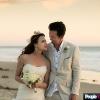 Ilyen volt Melinda Clarke esküvője - képek