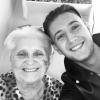 Imádott nagymamáját gyászolja Peter Srámek