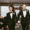 Íme az első nászutas képek Jim Parsonsról és Todd Spiewakról