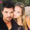 Ismét egyedülálló Taylor Lautner