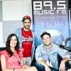 Istenes Bence otthagyja a Music FM-et