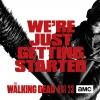 Megérkezett a Walking Dead hetedik évadának első plakátja