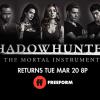 Itt az első jelenet a Shadowhuntersből!