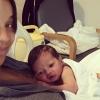 Itt az első kép Ne-Yo újszülött kisfiáról