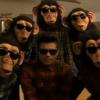 Majomemberek tombolnak Bruno Mars klipjében