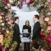 Itt vannak az első képek Jim Parsons és Todd Spiewak esküvőjéről