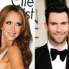 Jennifer Love Hewitt bukik Adam Levine-re