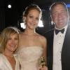 Zaklatják Jennifer Lawrence családját
