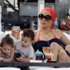 Jennifer Lopez ikrei a Gucci arcai lesznek